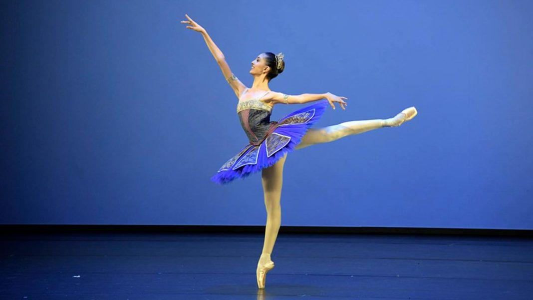 Catarina Pires Jovem bailarina algarvia selecionada para o 2020 Prix de Lausanne