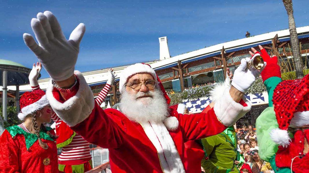 Aldeia Natal e pista de gelo do Forum Algarve aberta até 5 de janeiro