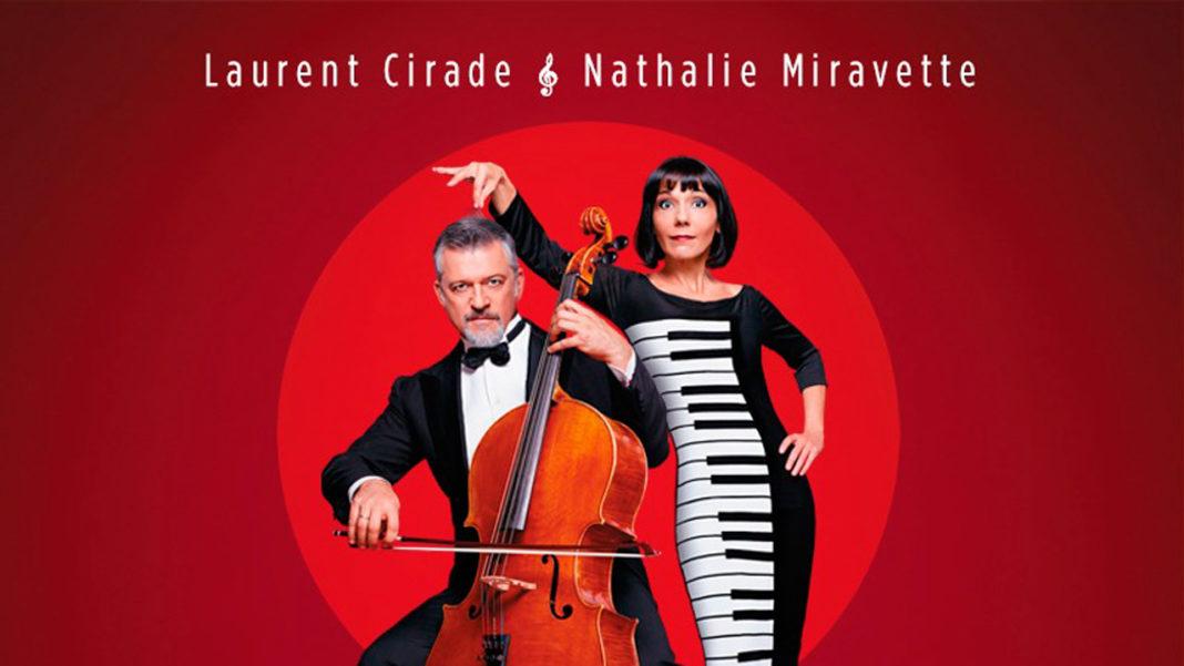 Nathalie Miravete e Laurent Cirade