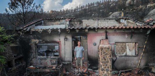 Monchique Alerta Serra livre de incêndios