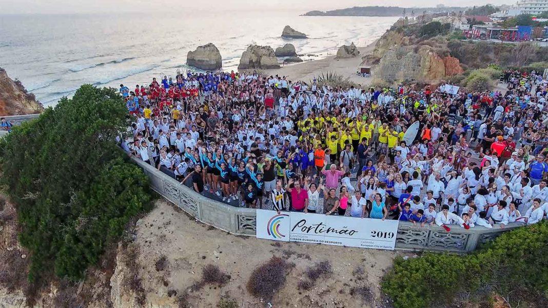 Portimão eleita Melhor Cidade Europeia do Desporto pelo ACES Europe