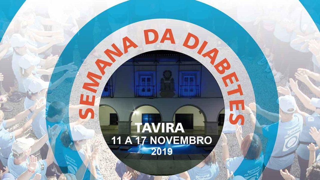 Semana da Diabetes em Tavira