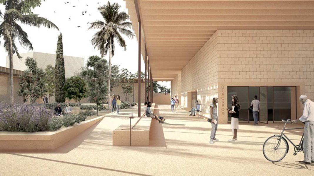 As várias propostas de arquitetura do futuro Centro de Educação e Cultura de Quarteira vão estar em exposição na Galeria de Arte Praça do Mar a partir de sábado.