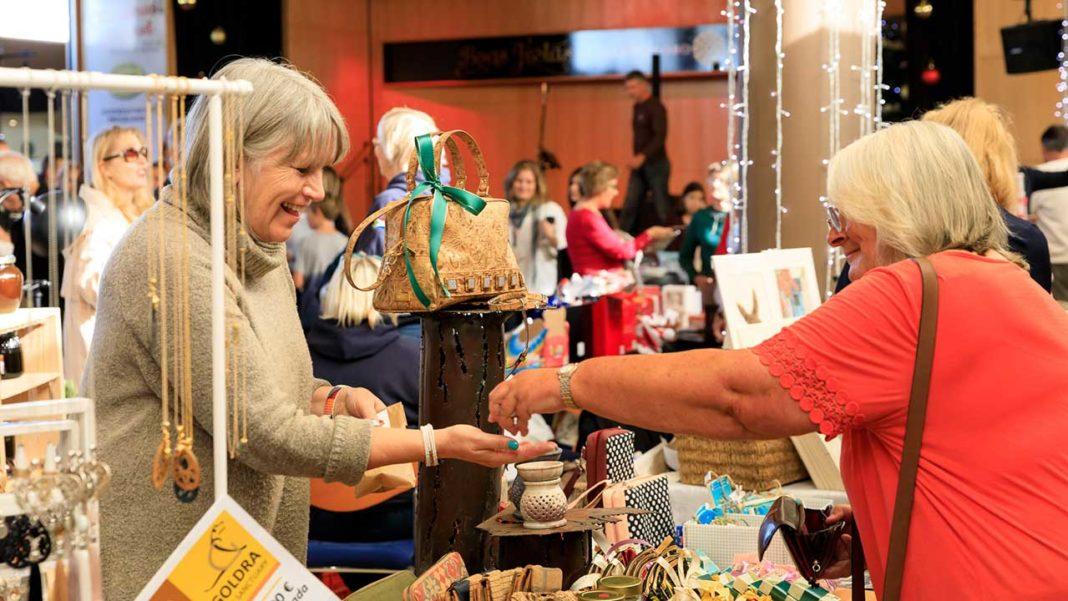 Mercado de Natal em Vale do Lobo