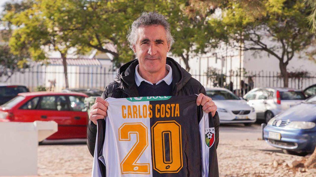 Carlos Costa, ex-capitão do Farense