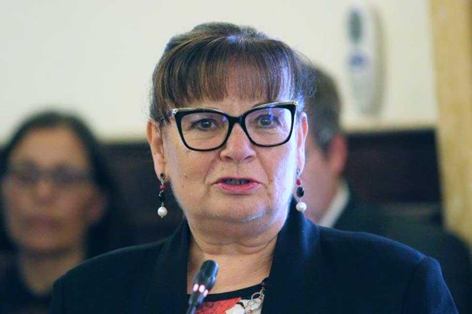 Isilda Gomes nomeada delegada nacional efetiva no Comité das Regiões da União Europeia