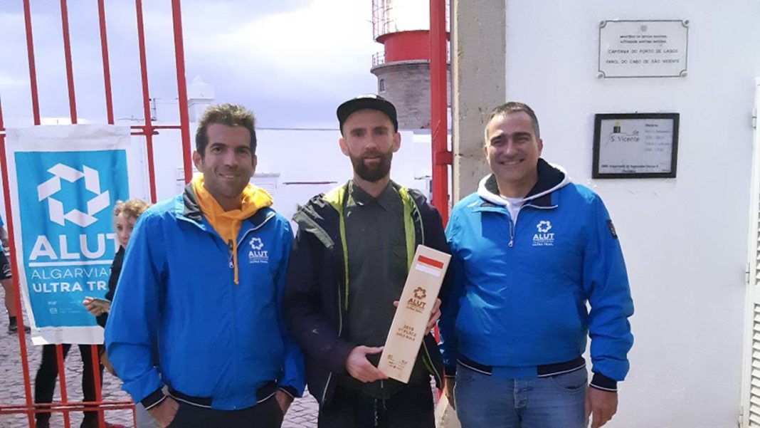 Paul Giblin vence com novo recorde nos 300 quilómetros do ALUT