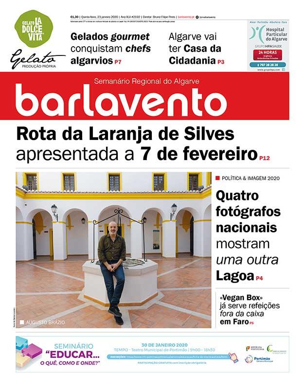 Jornal barlavento semanário regional do Algarve 2192