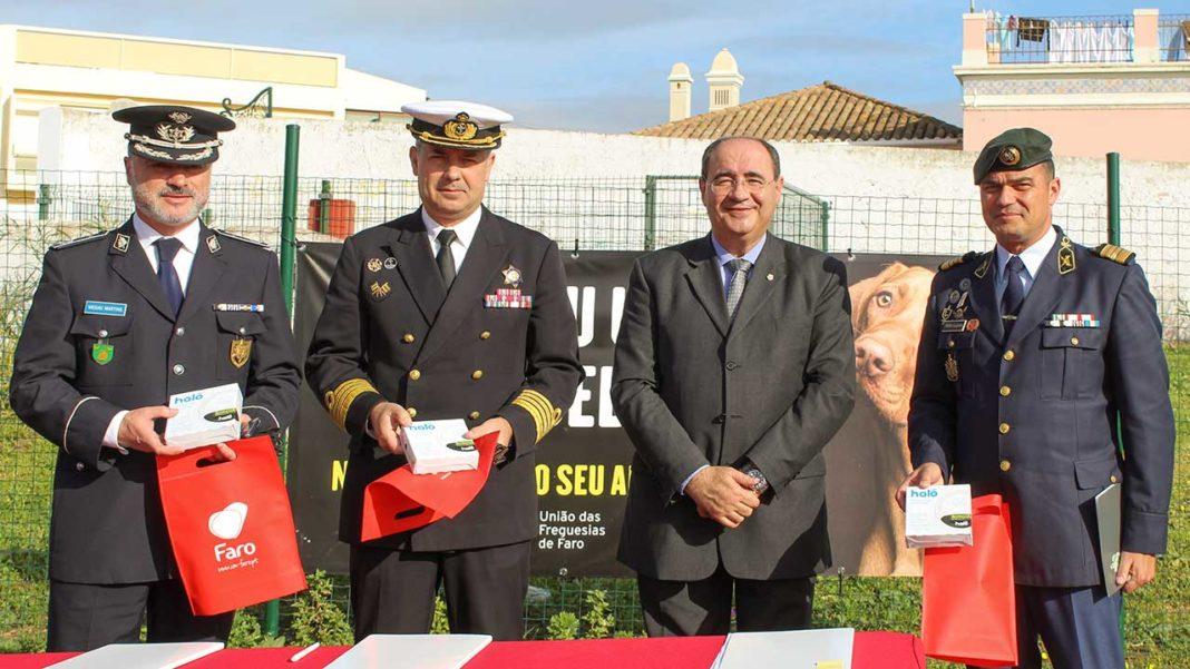 Intenção da Câmara Municipal de Faro, além de melhorar as competências das autoridades, é prevenir situações de abandono e de maus tratos a animais no concelho.