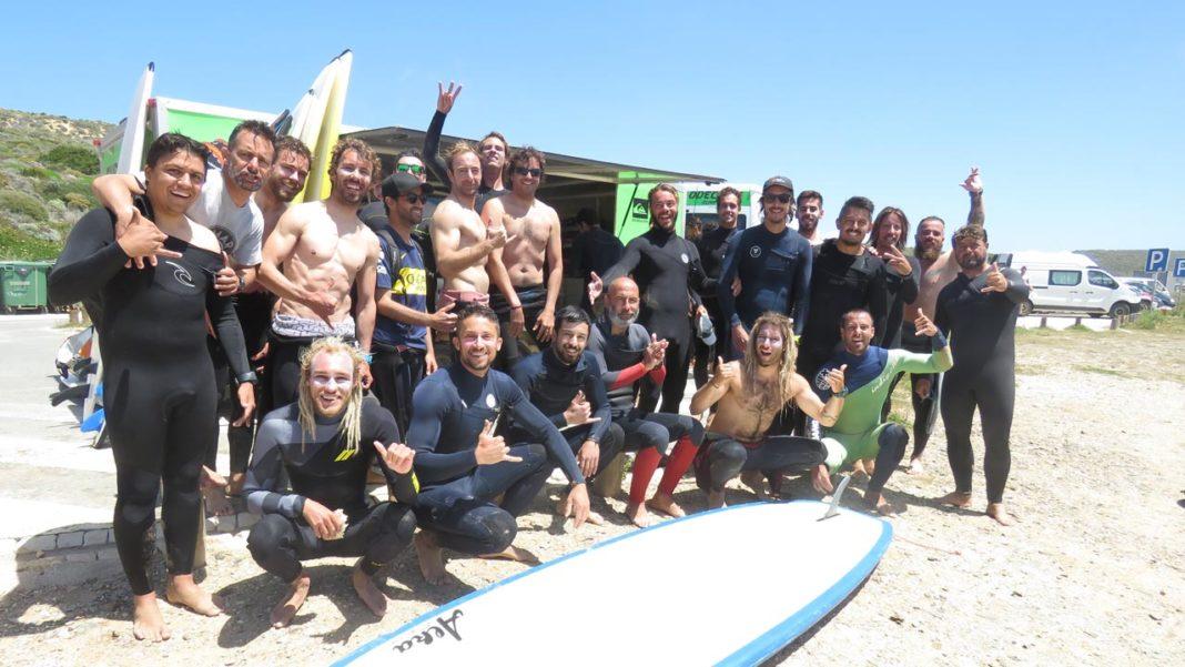 Curso de Treinadores de Surf Aljezur