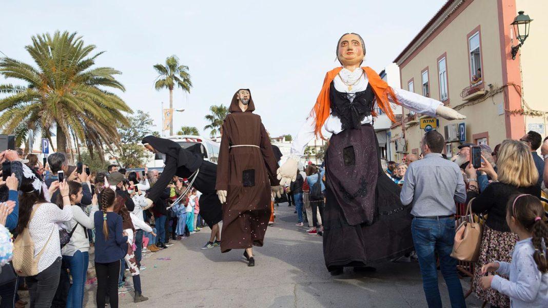 Carnaval de Ferragudo e Carvoeiro