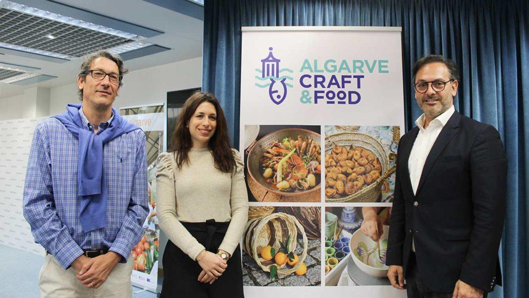 Culminar do Algarve Craft & Food será a apresentação de 10 novos programas de turismo criativo e cinco novos produtos de artesanato até final de 2021. Projeto pretende valorizar, desenvolver e internacionalizar as tradições, a gastronomia, a cultura e o património cultural algarvio.
