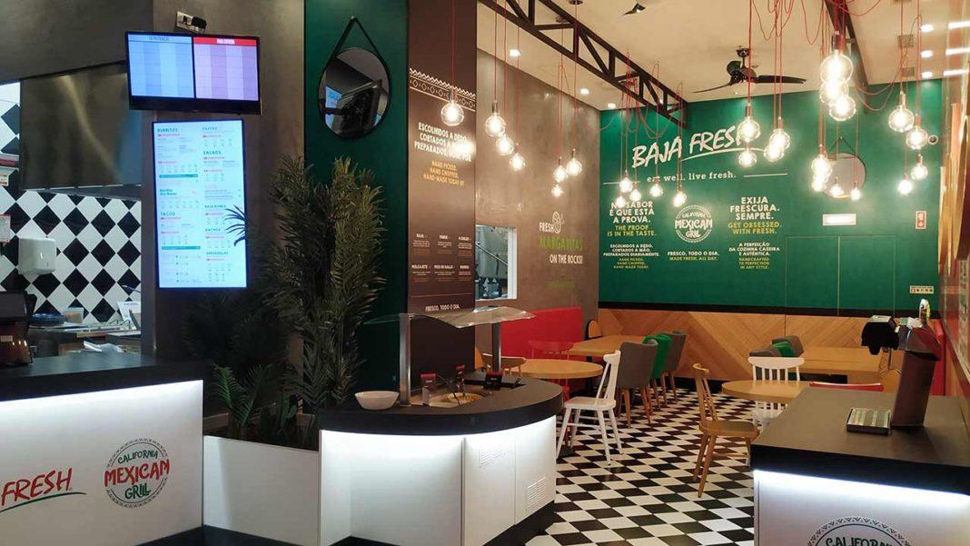 Baja Fresh, o primeiro restaurante na Europa da cadeia norte-americana de comida mexicana grelhada, ao estilo californiano, acaba de inaugurar no MAR Shopping Algarve, em Loulé.