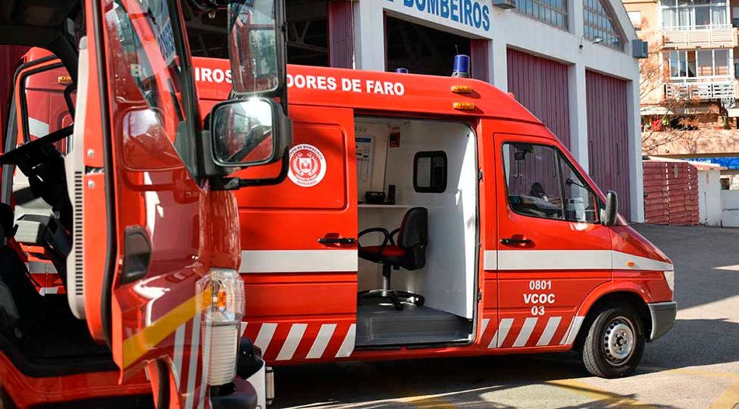 Bombeiros Faro
