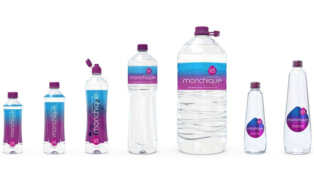 Água de Monchique lança nova imagem, taras e app para reciclar plástico