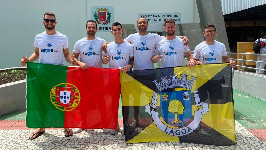 Capoeiristas de Lagoa