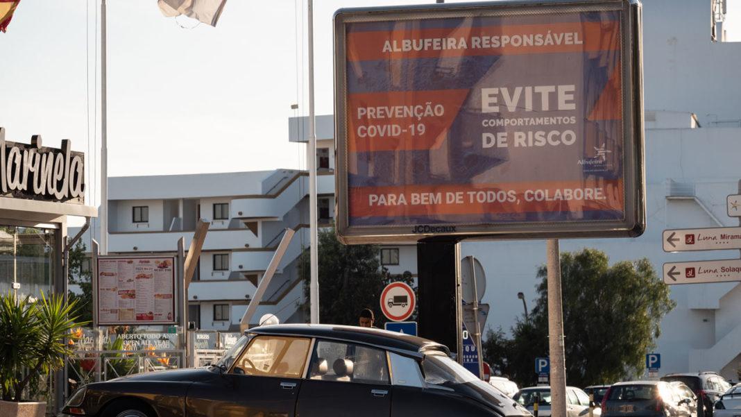 Albufeira COVID-19