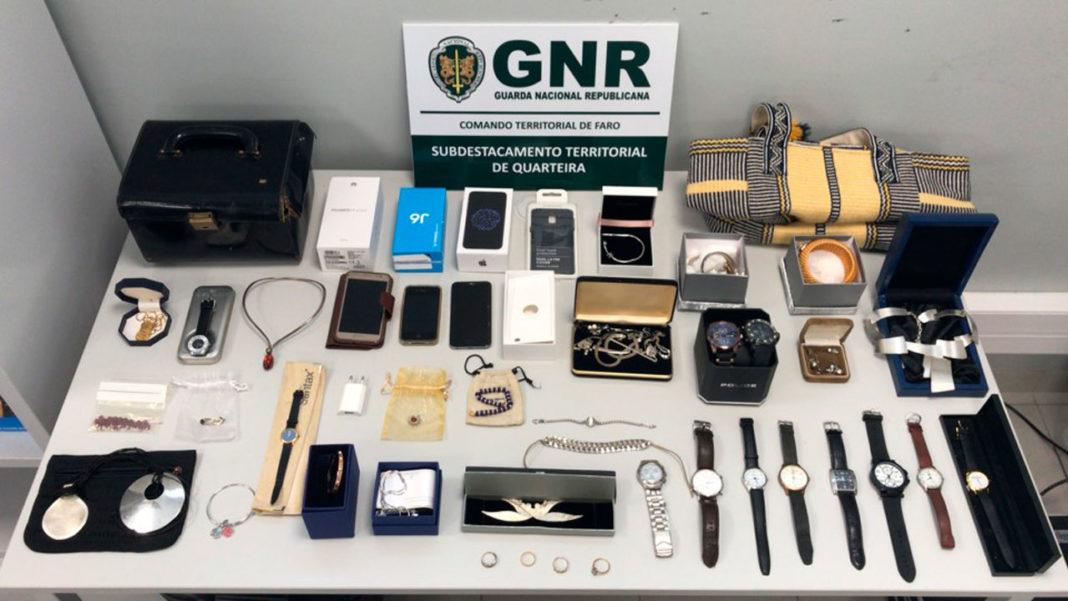 GNR furto Almancil