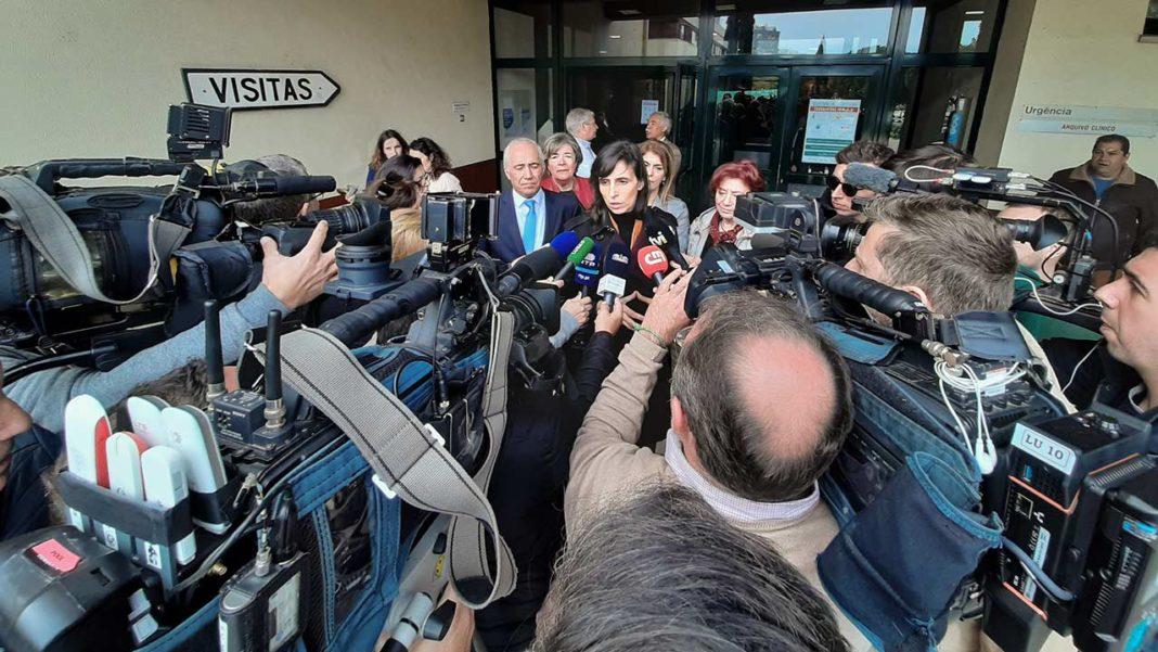 A jogar em casa, a secretária de Estado Adjunta e da Saúde anunciou «investimentos críticos» de 2,8 milhões de euros e tranquilizou os ânimos em relação à gestão do Coronavírus no Algarve.