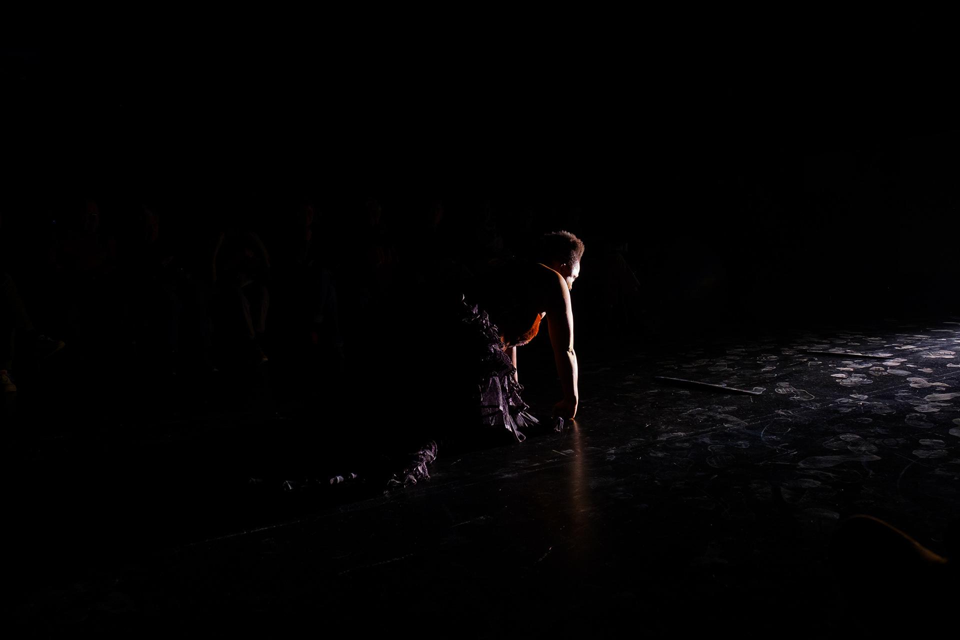 Vilavox - Márcia Limma a interpretar Medeia Negra