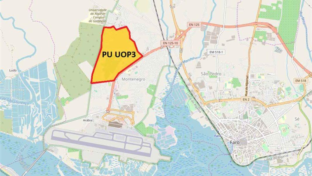 A Assembleia Municipal de Faro aprovou na sua última reunião, na quinta-feira, dia 5 de março, a versão final do Plano de Urbanização do Polo Tecnológico (designado PU da UOP3), numa área de aproximadamente 104 hectares, perto do campus de Gambelas da Universidade do Algarve (UAlg).