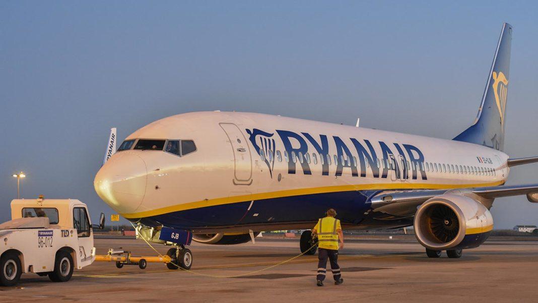Avião - Ryanair