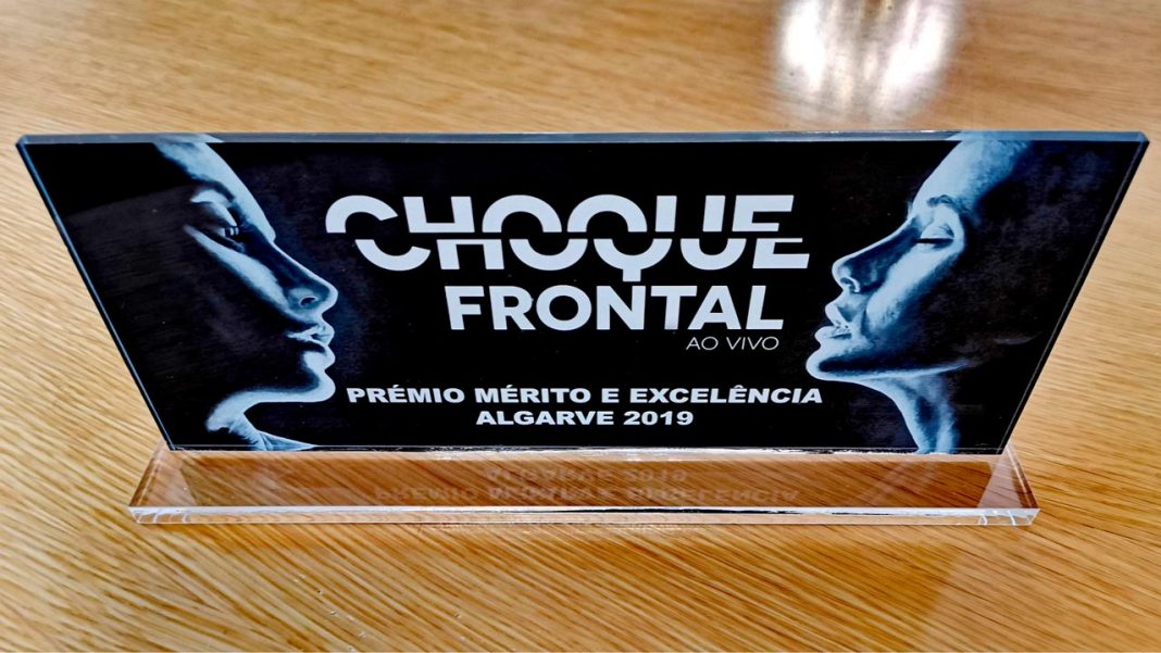 Choque Frontal ao Vivo