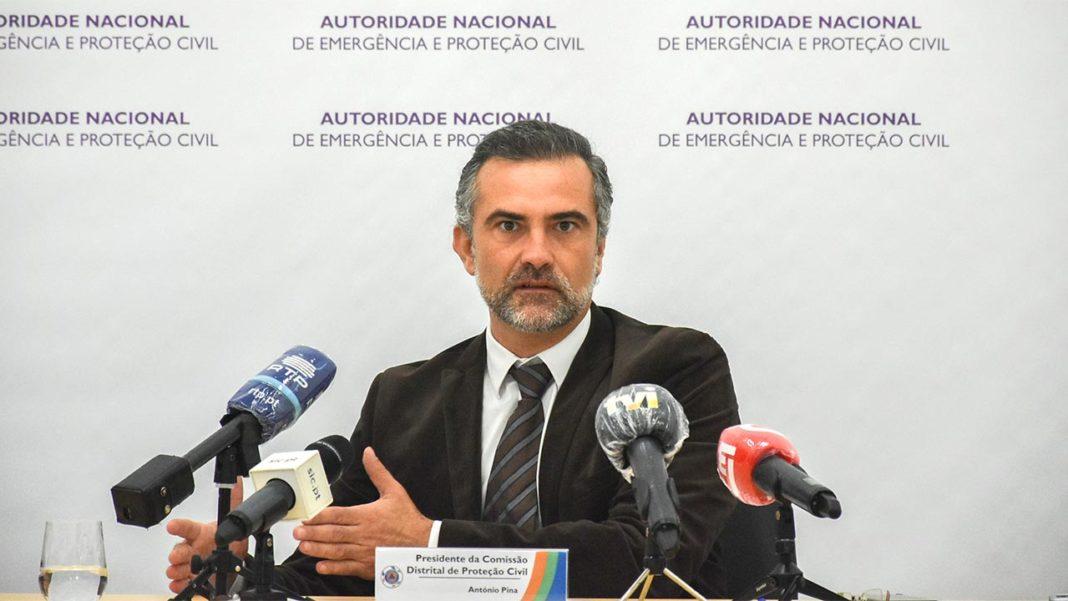 António Miguel Pina, na qualidade de presidente da Comissão Distrital de Proteção Civil do Algarve deixou hoje uma mensagem clara a quem veio do norte para passar a quadra pascoal na região.