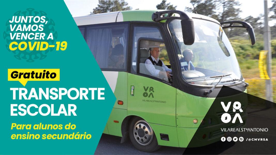 Transporte gratuito VRSA