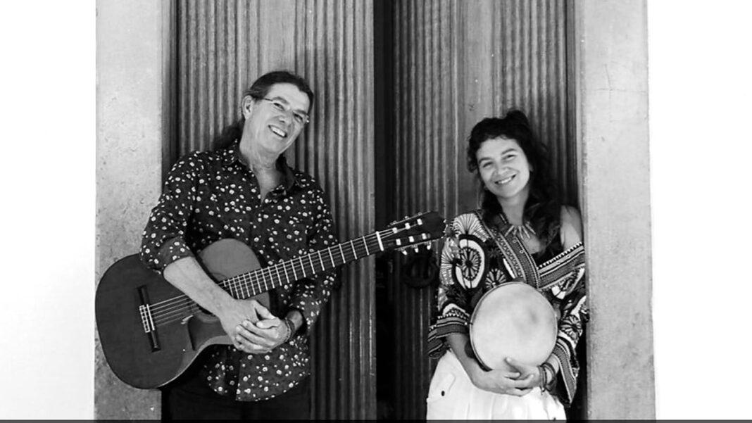Paulinho Lêmos e Natália Boechat