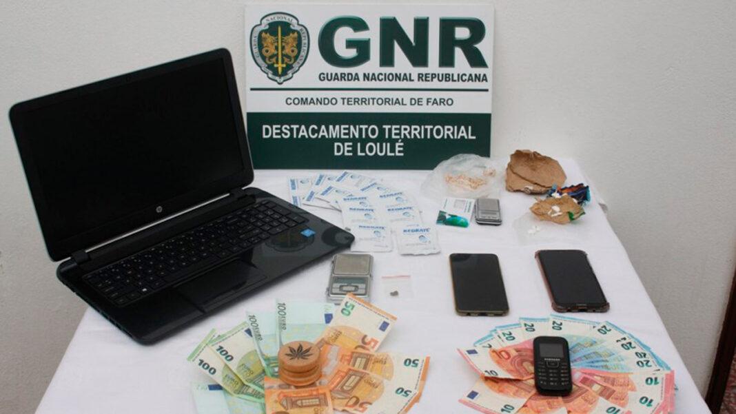 GNR Quarteira
