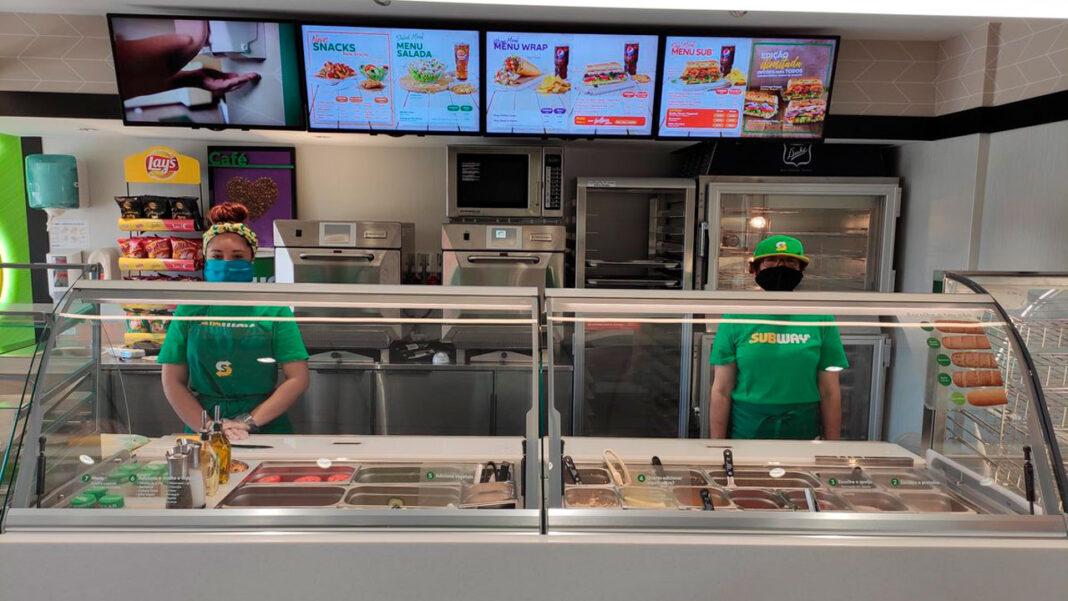 Subway Albufeira