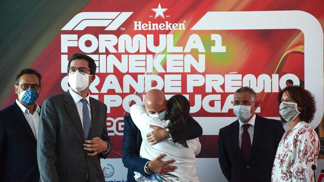 Depois de muita especulação, o Autódromo Internacional do Algarve (AIA), confirmou hoje em conferência de imprensa, o Fórmula 1 Heineken Grande Prémio de Portugal, em Portimão no dia 25 de outubro.