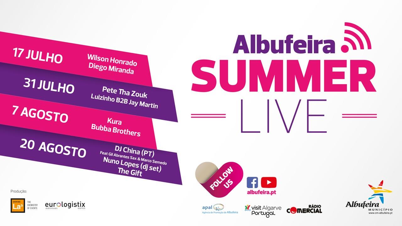 Albufeira Summer Live