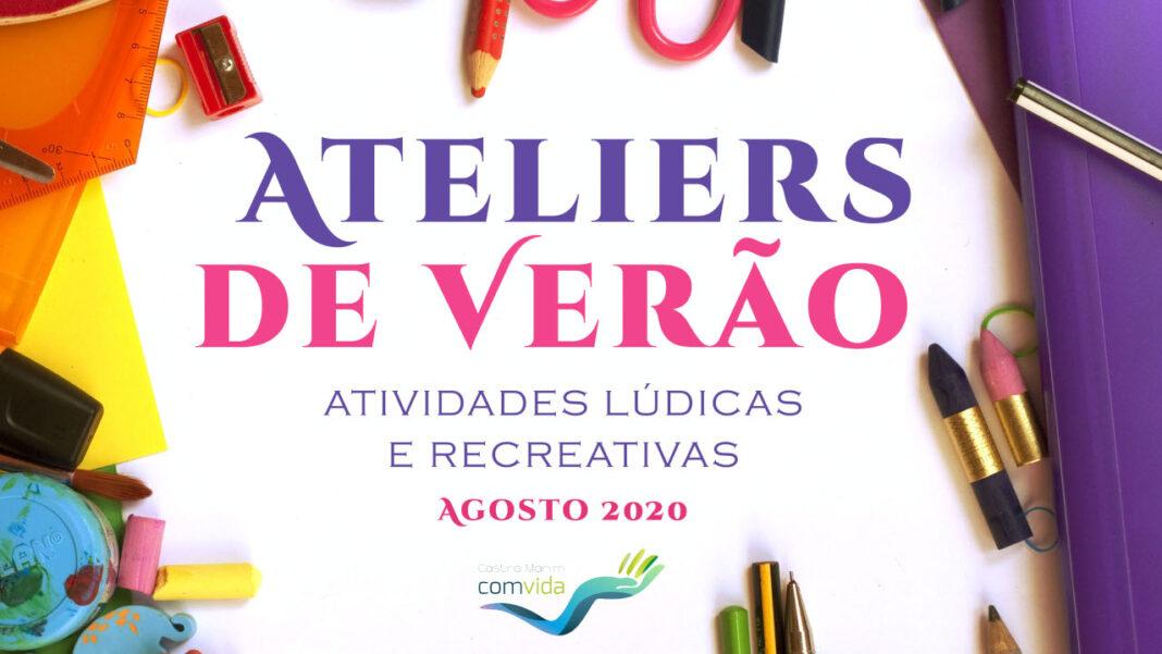Odiana dinamiza ateliers lúdicos para as crianças de Castro Marim
