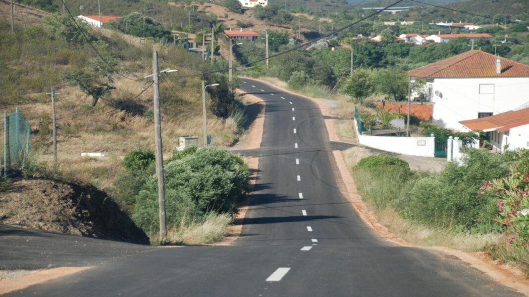Silves fez várias repavimentações em São Bartolomeu de Messines