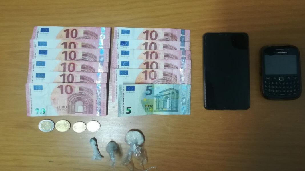 GNR deteve traficante de droga em Almancil