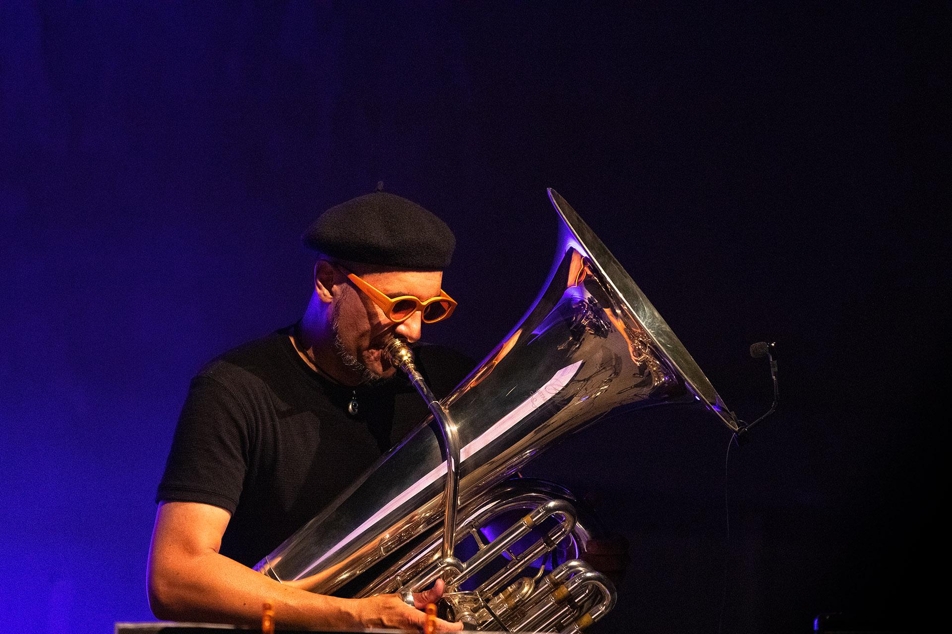 TGB no «Verão em Tavira 2020» - Sérgio Carolino (tuba)