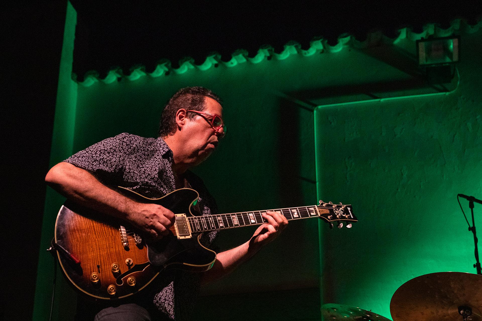 TGB no Verão em Tavira 2020 - Mário Delgado (guitarra)