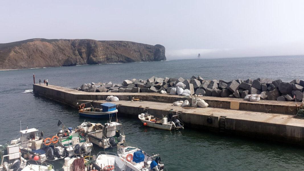 Portinho de Pesca de Arrifana