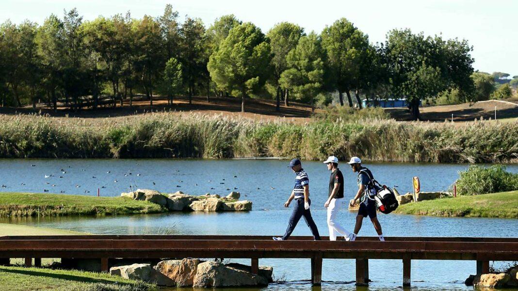 Portugal Masters de 2020, estava calendarizado para outubro, mas irá afinal realizar-se de 10 a 13 de setembro, no Dom Pedro Victoria Golf Course, em Vilamoura.
