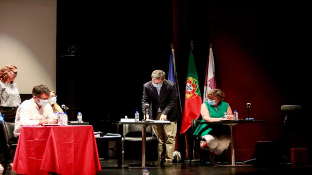Hugo Nunes é o novo presidente da Assembleia Municipal de Loulé