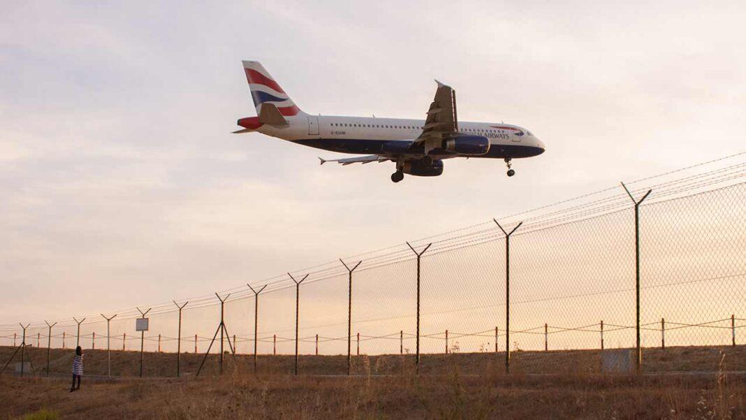 Portugal fora dos corredores de viagem com o Reino Unido
