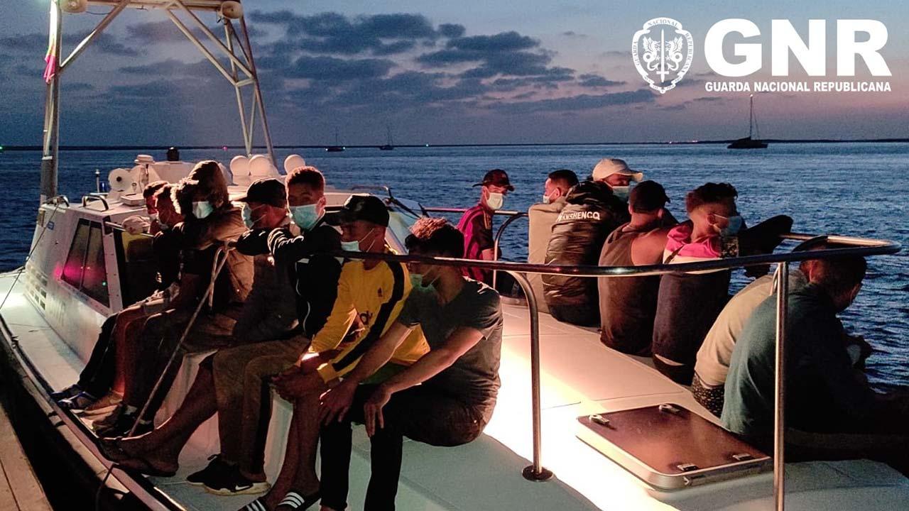 Migrantes Ilha do Farol