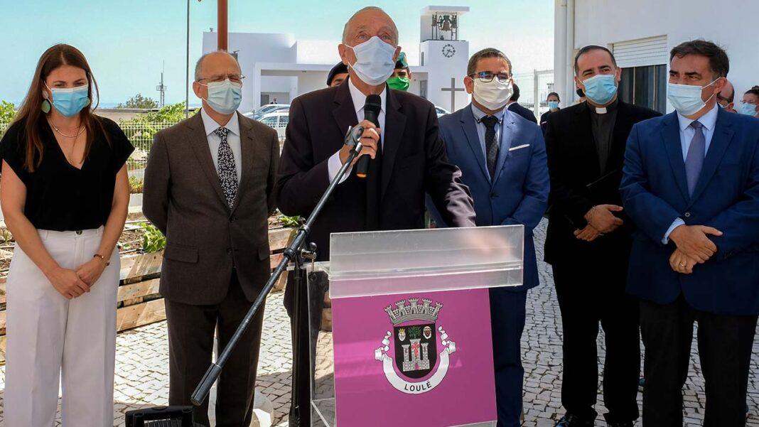 Presidente da República Marcelo Rebelo de Sousa, admitiu ontem em Loulé que a pandemia afetou a prevenção dos incêndios, tornando as condições de combate «difíceis», sobretudo por se tratar de um verão muito quente.