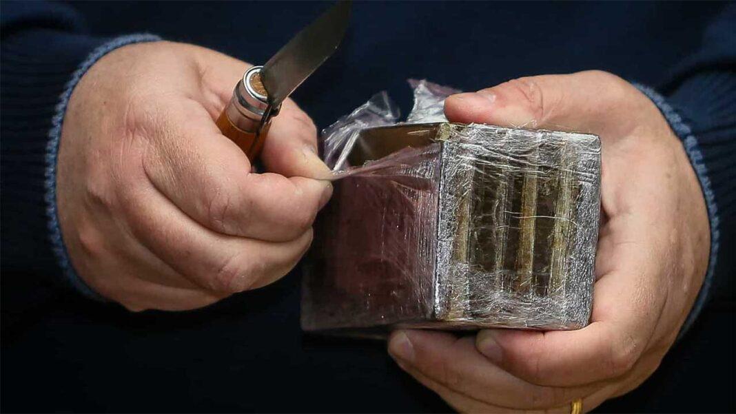 PJ detém traficantes internacionais e aprende 6,5 toneladas de haxixe