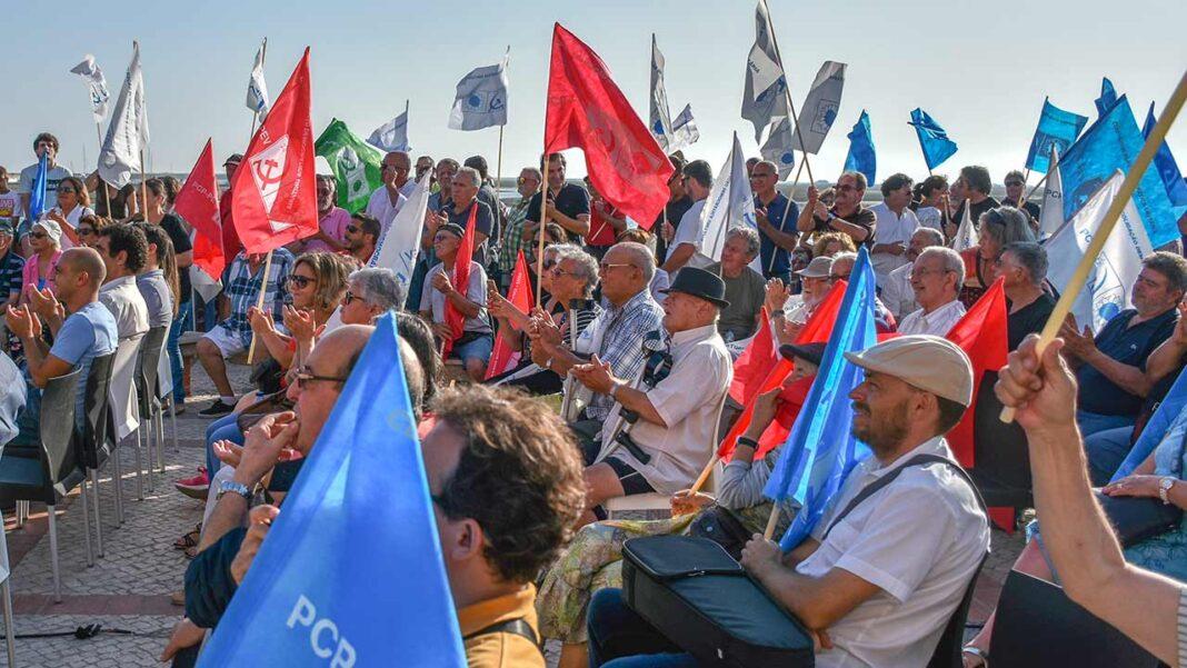 Comício de Verão do Partido Comunista Português (PCP) Decorrerá a 12 de Agosto, às 21h30 na Praça do Mar em Quarteira.
