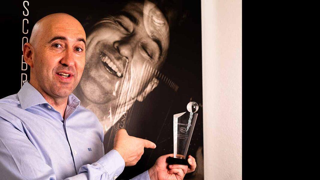 Nelson Conceição conquistou um troféu nos VIII International Portuguese Music Awards.