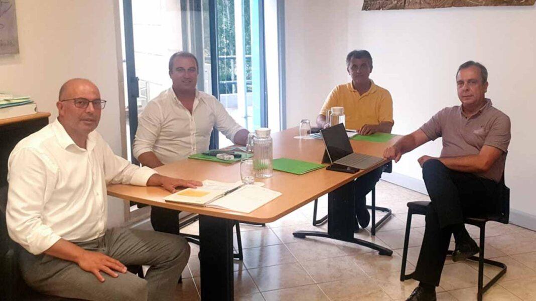 Por ocasião dos 32 Anos da criação da paisagem protegida, hoje Parque Natural do Sudoeste Alentejano e Costa Vicentina (PNSACV), os presidentes das Câmara Municipais de Aljezur, Odemira, Sines e Vila do Bispo, reuniram-se em Aljezur.