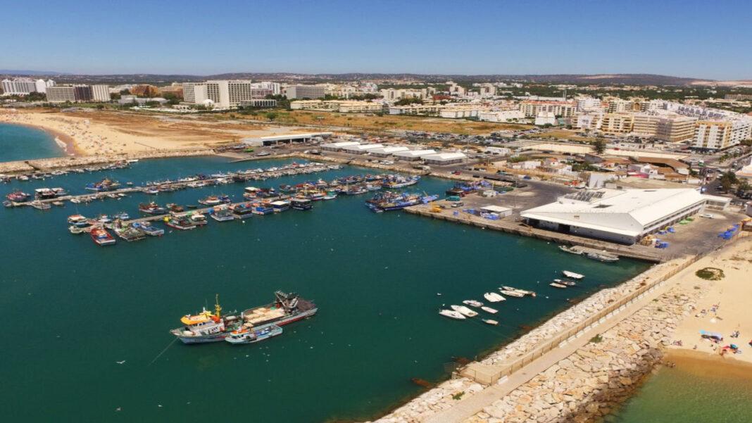 Porto de pesca de Quarteira